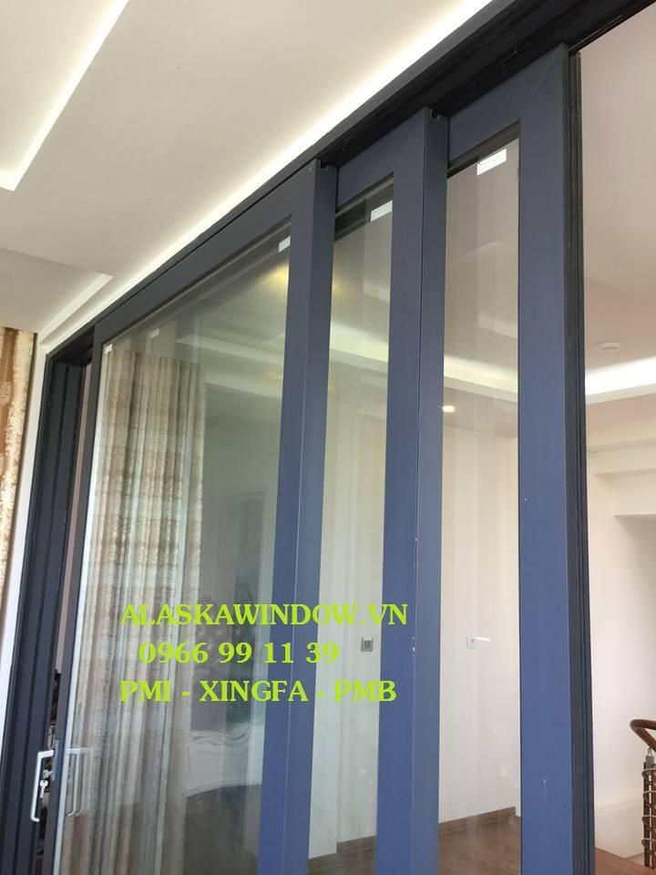 Cửa Nhôm PMI-MLAYSIA-XINGFA
