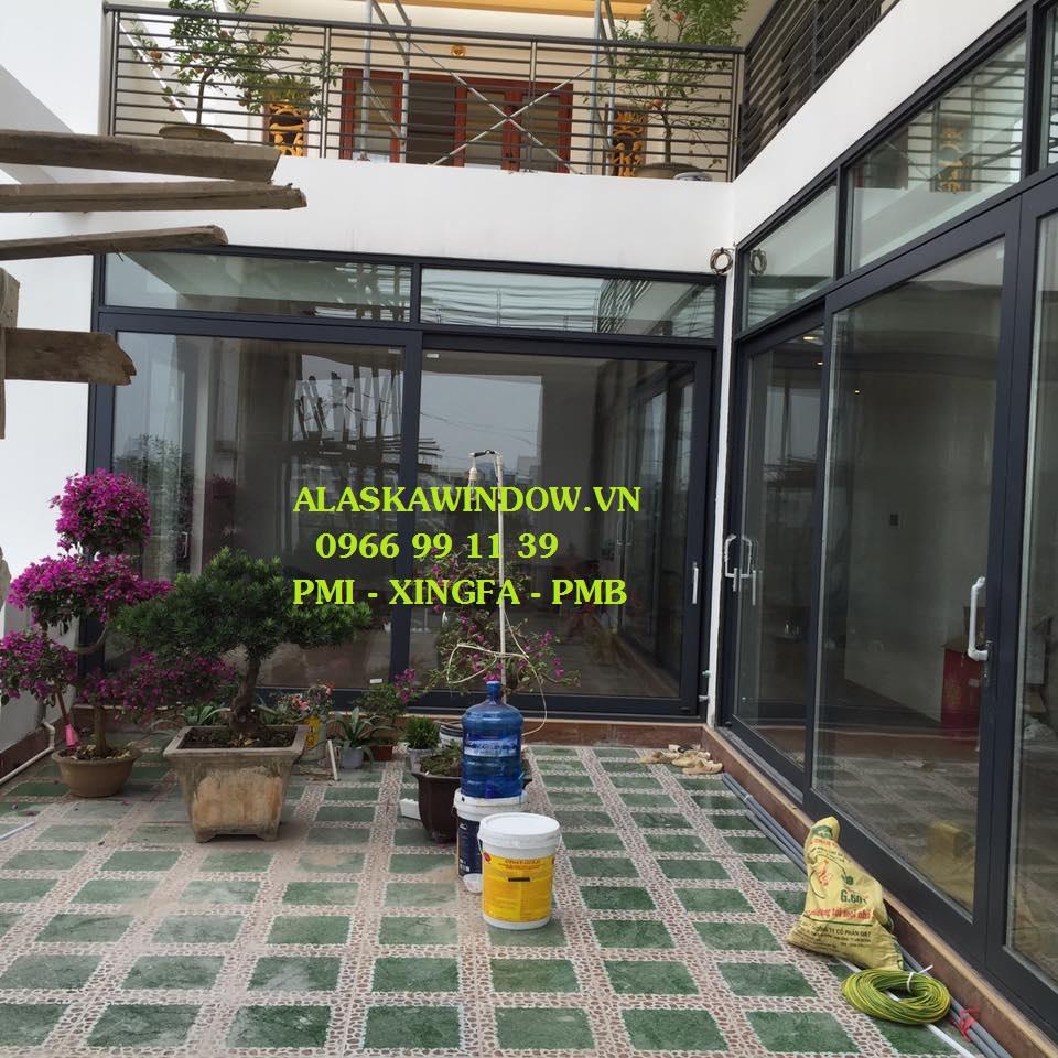 Cửa Nhôm PMI-MALAYSIA-XINGFA
