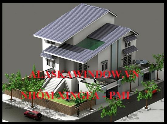 Cửa Nhôm PMI - Malaysia - Kinlong
