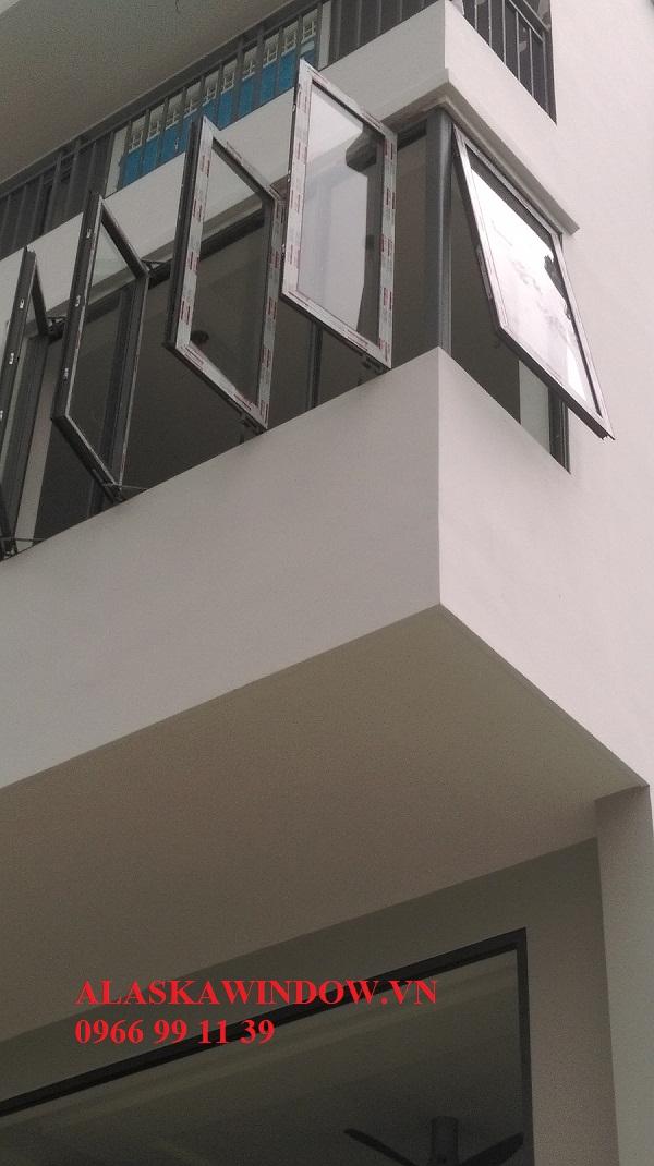 Cửa Nhôm Xingfa - Cửa sổ mở quay