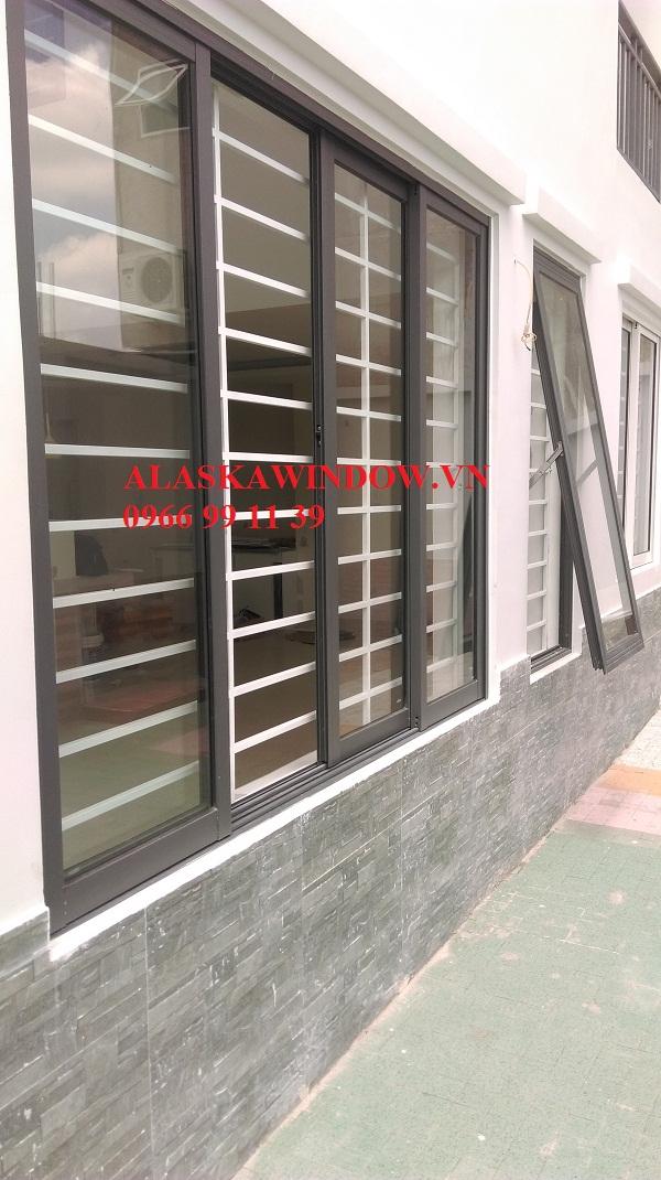 Cửa Nhôm Xingfa - Cửa sổ lùa