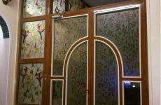 Biệt Thự Bình Dương -Nhựa Vân gỗ