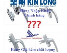 Phân biệt phụ kiện Kinlong giả kém chất lượng