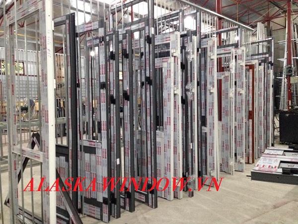 Xưởng sản xuất cửa nhôm xingfa tp hcm